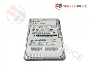 600GB SAS 15K Hitachi HGST Ultrastar C15K600 2.5""