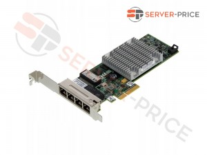 HP NC375T Quad port 1Gbps Ethernet адаптер