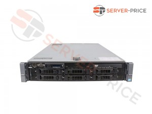 DELL PowerEdge R710 6xLFF / 2 x X5680 / 8 x 16GB / H700 512MB
