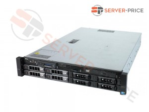 DELL PowerEdge R510 8xLFF / 2 x X5660 / 6 x 8GB / H700 512MB / 2 x 750W