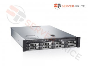 DELL PowerEdge R520 8xLFF / 2 x E5-2450L / 12 x 16GB / H710p 1GB / 2 x 750W