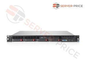 HP ProLiant DL360 G7 4xSFF / P410 512MB FBWC / 2 x 460W / 2 x L5630 / 2 x 8GB