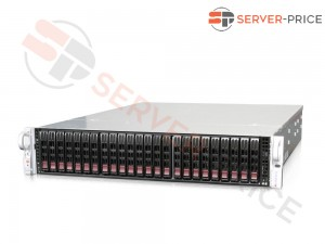 Supermicro SuperStorage 2028R-E1CR24L 26xSFF / 2 x E5-2620v3 / 2 x 16GB / 920W